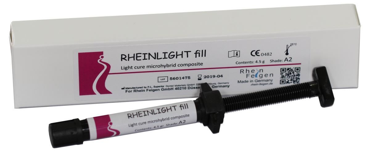 Light cure - universal microhybrid composite
